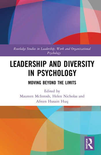 Leadership and Diversity in Psychology Moving Beyond the Limits book cover