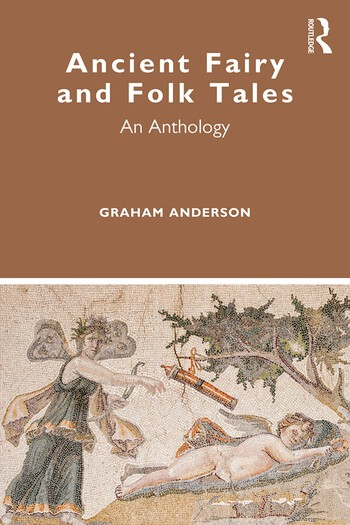 Ancient Fairy and Folk Tales An Anthology book cover