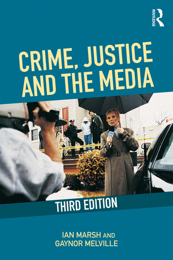 Crime, Justice and the Media book cover