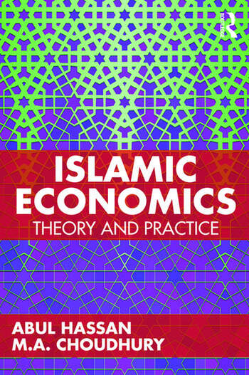Islamic Economics Theory and Practice book cover