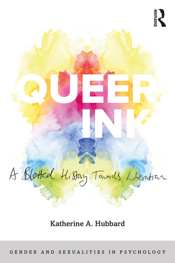 Queer Ink: A Blotted History Towards Liberation book cover