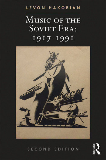Music of the Soviet Era: 1917–1991 book cover