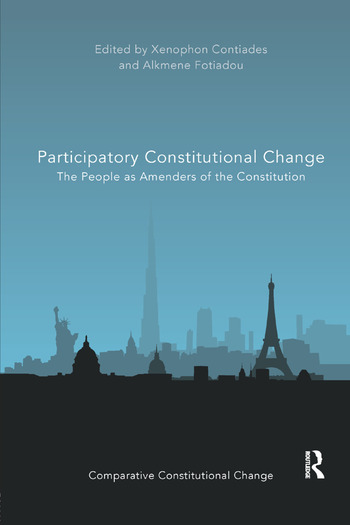 Participatory Constitutional Change The People as Amenders of the Constitution book cover