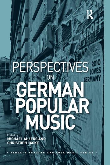 Perspectives on German Popular Music book cover