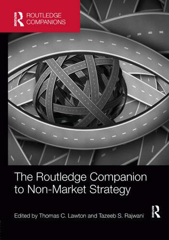 The Routledge Companion to Non-Market Strategy book cover