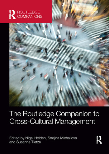 The Routledge Companion to Cross-Cultural Management book cover