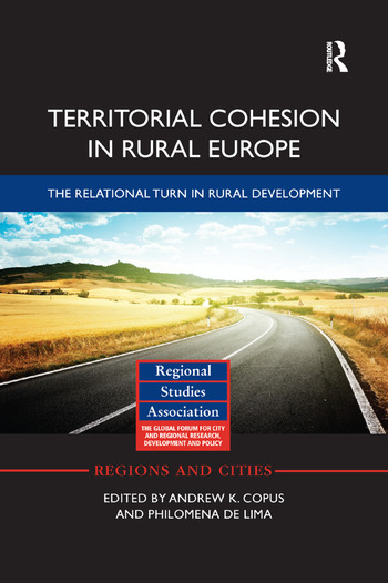 Territorial Cohesion in Rural Europe The Relational Turn in Rural Development book cover