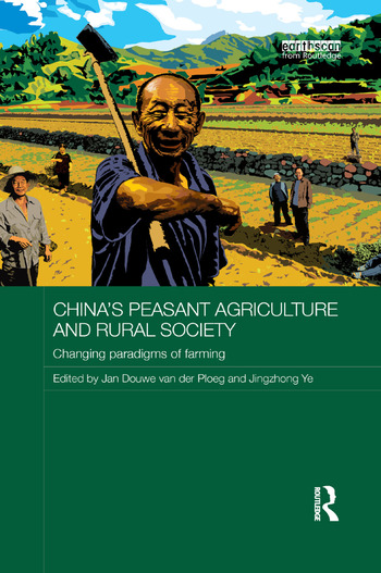China's Peasant Agriculture and Rural Society Changing paradigms of farming book cover