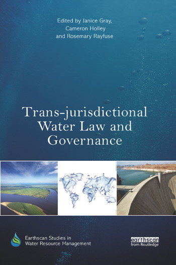 Trans-jurisdictional Water Law and Governance book cover