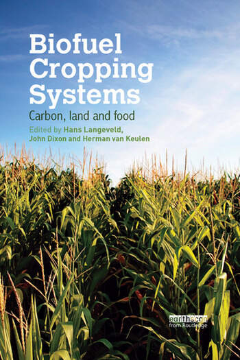 Biofuel Cropping Systems Carbon, Land and Food book cover