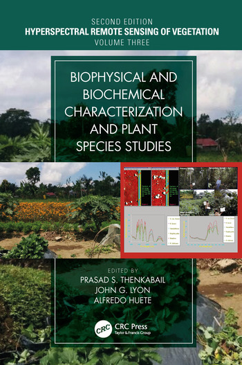 Biophysical and Biochemical Characterization and Plant Species Studies book cover