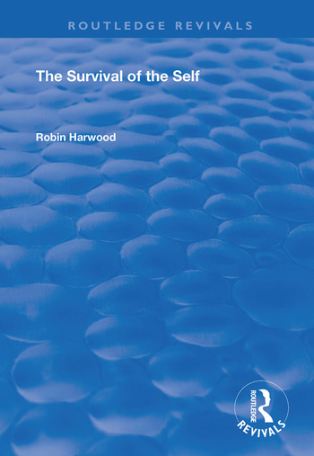 The Survival of the Self book cover