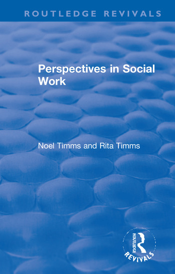 Perspectives in Social Work book cover