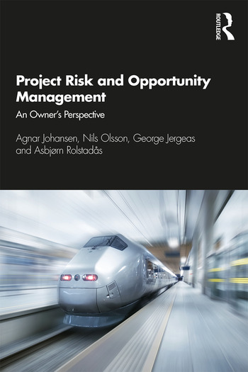 Project Risk and Opportunity Management The Owner's Perspective book cover