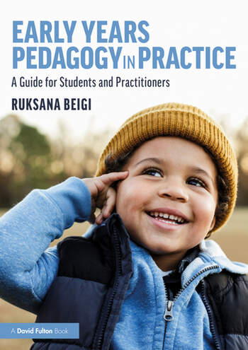 Early Years Pedagogy in Practice A Guide for Students and Practitioners book cover