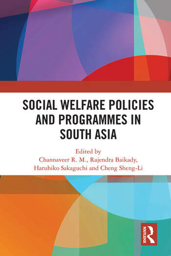 Social Welfare Policies and Programmes in South Asia book cover
