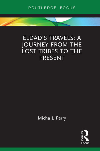 Eldad's Travels: A Journey from the Lost Tribes to the Present book cover