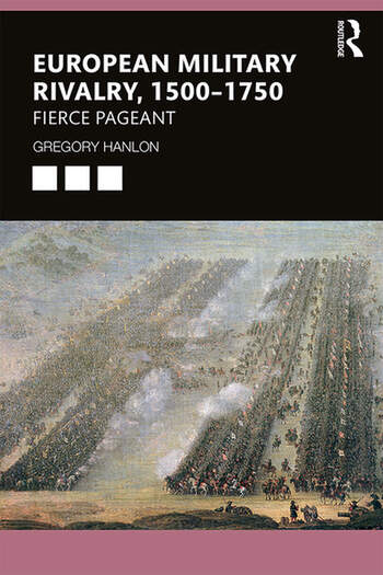 European Military Rivalry, 1500–1750 Fierce Pageant book cover
