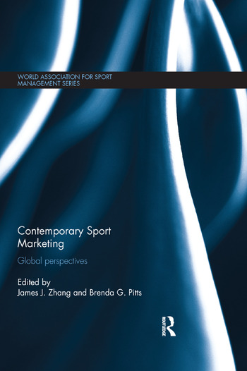 Contemporary Sport Marketing Global perspectives book cover