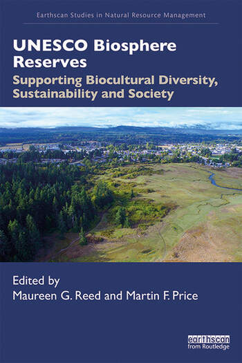 UNESCO Biosphere Reserves Supporting Biocultural Diversity, Sustainability and Society book cover