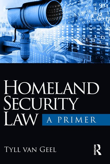 Homeland Security Law A Primer book cover