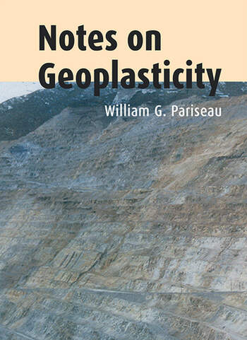 Notes on Geoplasticity book cover