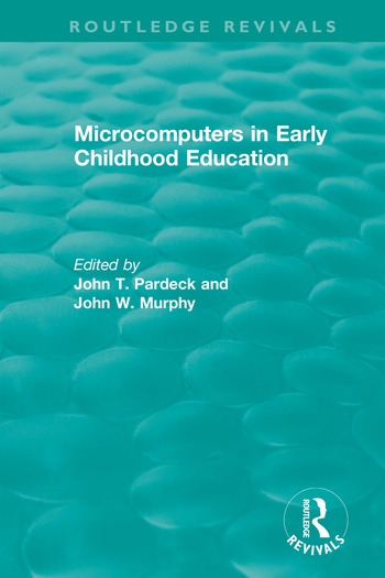 Microcomputers in Early Childhood Education book cover