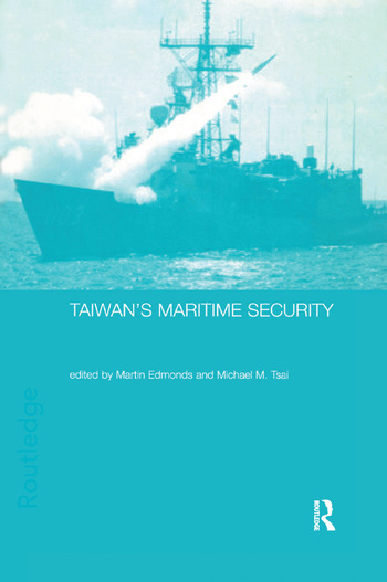 Taiwan's Maritime Security book cover