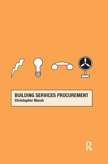 Building Services Procurement book cover