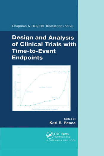 Design and Analysis of Clinical Trials with Time-to-Event Endpoints book cover