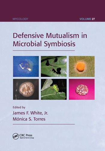 Defensive Mutualism in Microbial Symbiosis book cover