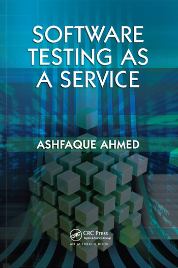 Software Testing as a Service book cover