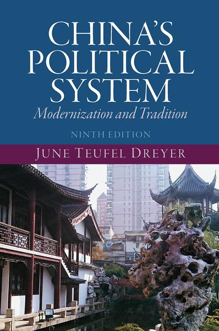 China's Political System book cover