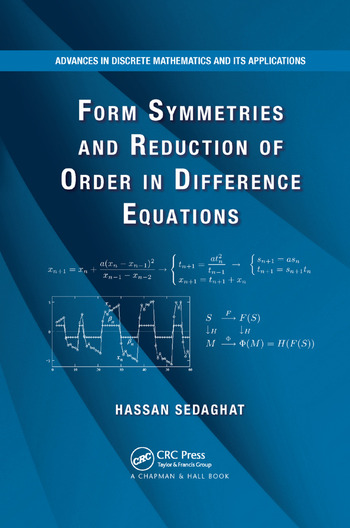 Form Symmetries and Reduction of Order in Difference Equations book cover