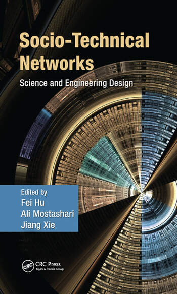 Socio-Technical Networks Science and Engineering Design book cover
