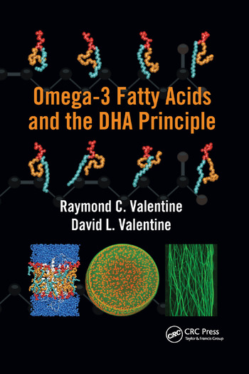 Omega-3 Fatty Acids and the DHA Principle book cover