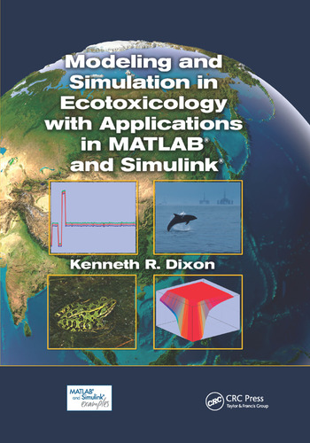 Modeling and Simulation in Ecotoxicology with Applications in MATLAB and Simulink book cover