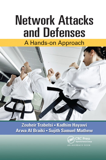 Network Attacks and Defenses A Hands-on Approach book cover