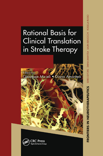 Rational Basis for Clinical Translation in Stroke Therapy book cover