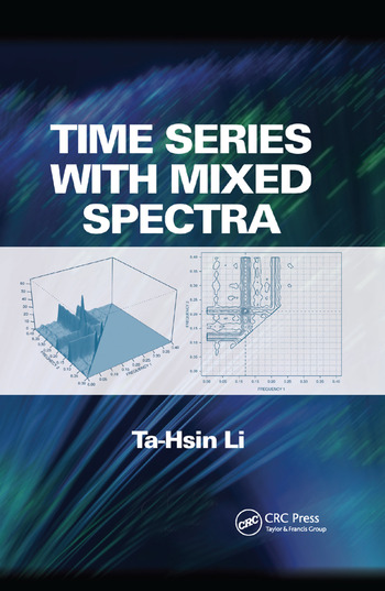 Time Series with Mixed Spectra book cover