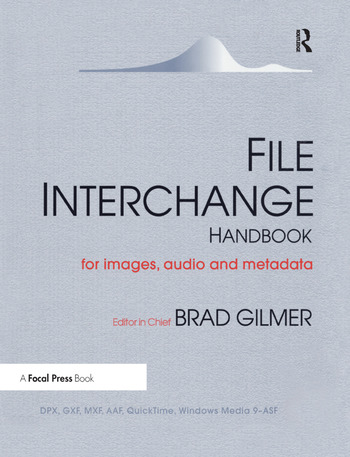 File Interchange Handbook For professional images, audio and metadata book cover