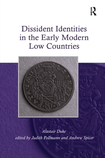 Dissident Identities in the Early Modern Low Countries book cover