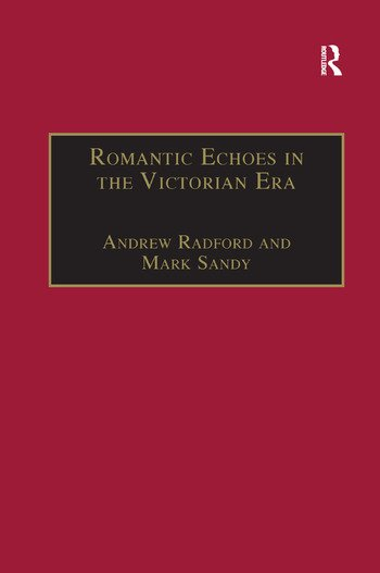 Romantic Echoes in the Victorian Era book cover