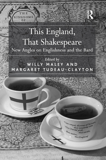 This England, That Shakespeare New Angles on Englishness and the Bard book cover