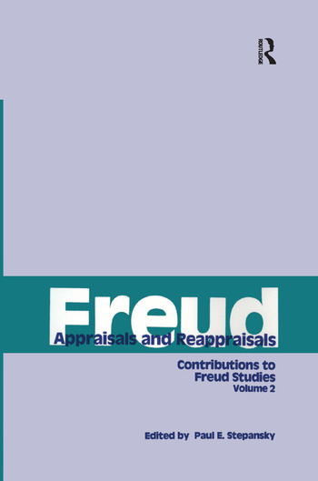 Freud, V. 2 Appraisals and Reappraisals book cover