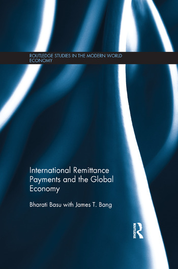 International Remittance Payments and the Global Economy book cover
