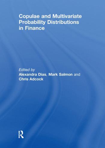Copulae and Multivariate Probability Distributions in Finance book cover