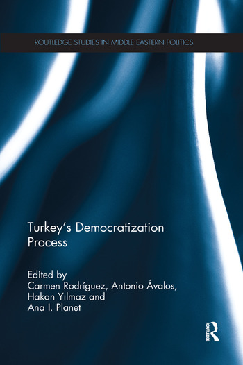 Turkey's Democratization Process book cover