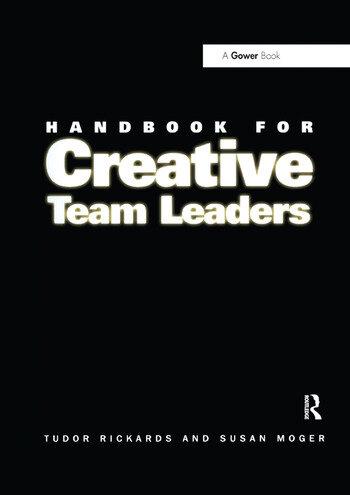 Handbook for Creative Team Leaders book cover