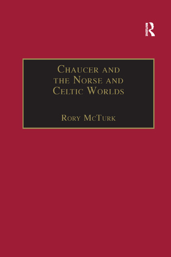Chaucer and the Norse and Celtic Worlds book cover